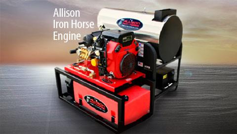pressure washer engine