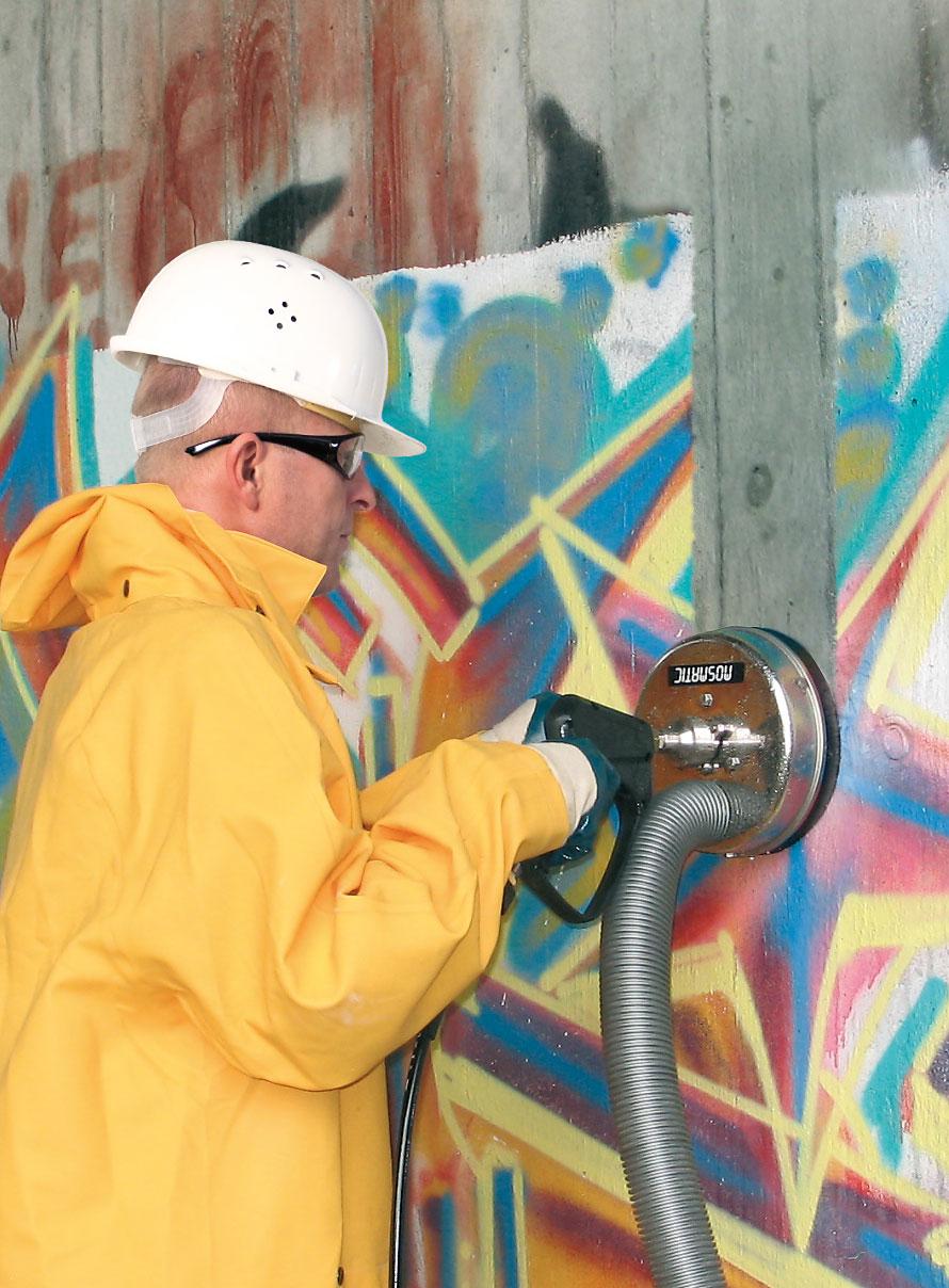 Mosmatic Wall Cleaner