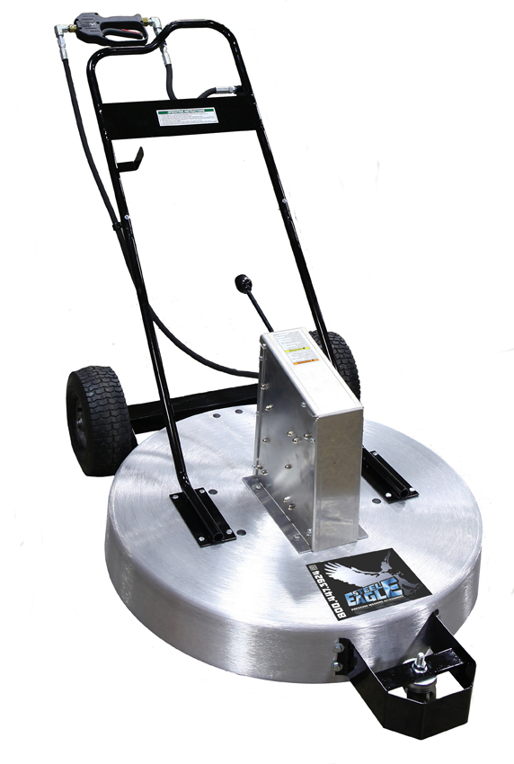Steel Eagle Adjustable Height Surface Cleaner