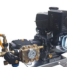 U-Build Pressure Washers